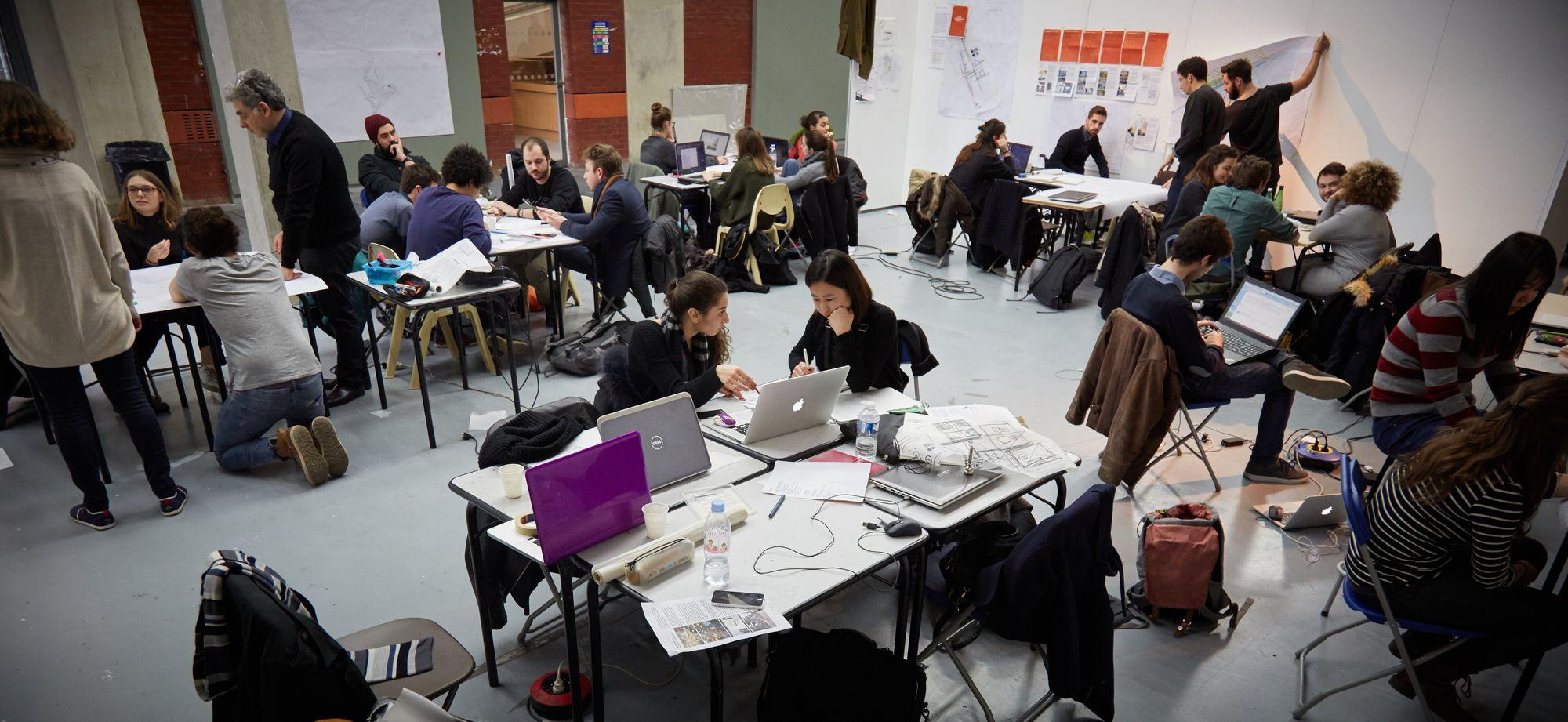 Ensa Paris Val De Seine les étudiants de l'ensa paris-val de seine primés aux concours