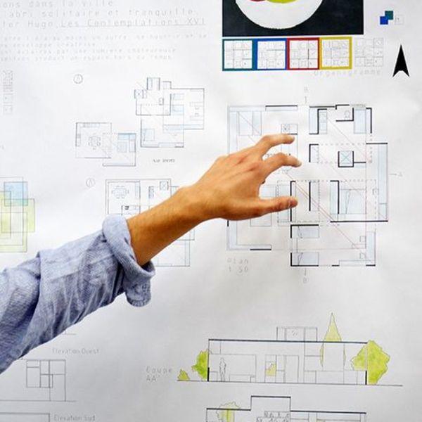 Ecole nationale d architecture paris val de seine ensapvs for Cours d architecture en ligne